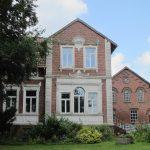 Landhaus Dänische Warmfenster weiß Oberlicht Fecon Nordwest