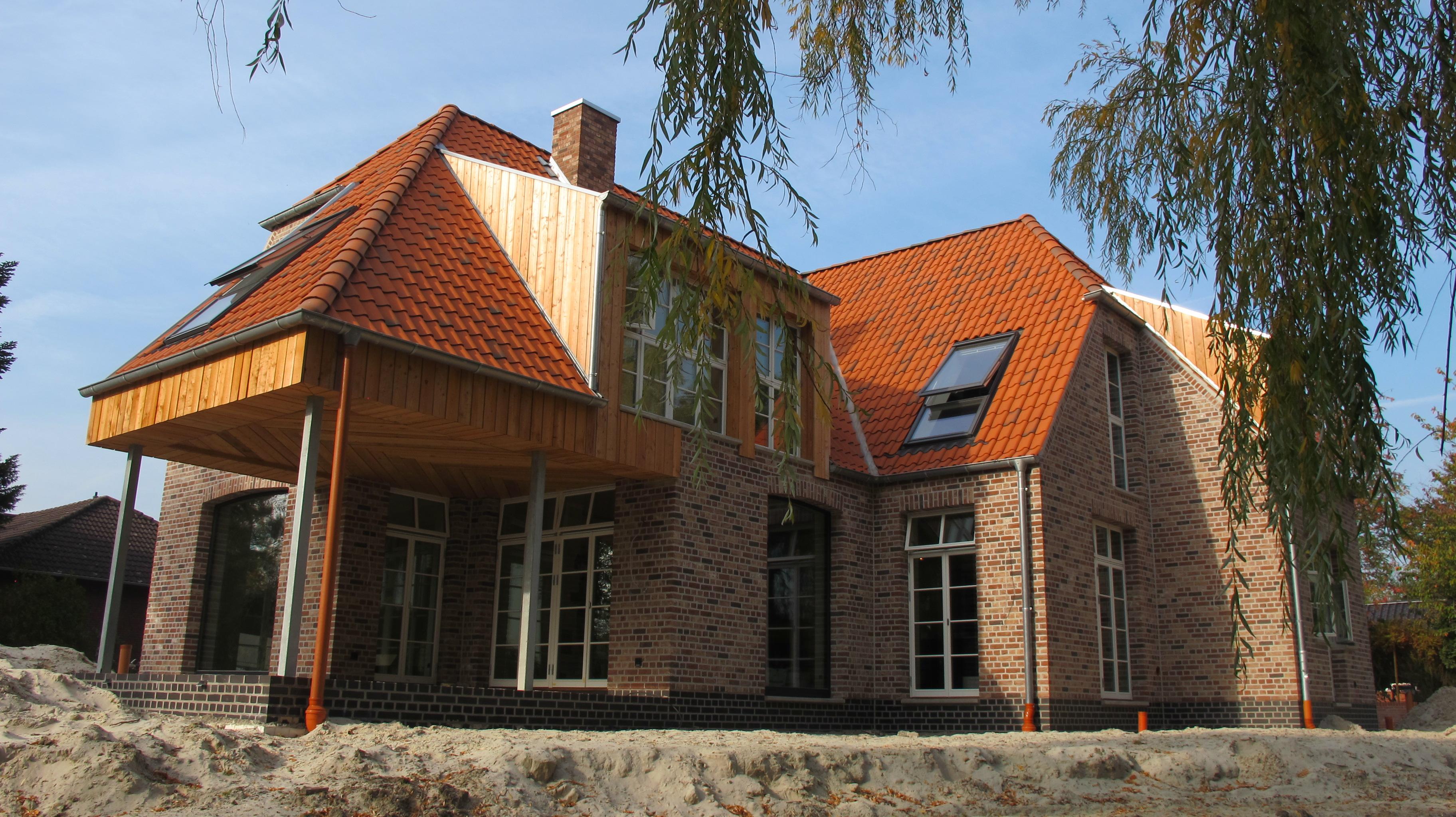 Einfamilienhaus_Dänisches Fenster_Neubau_Fecon_Nordwest