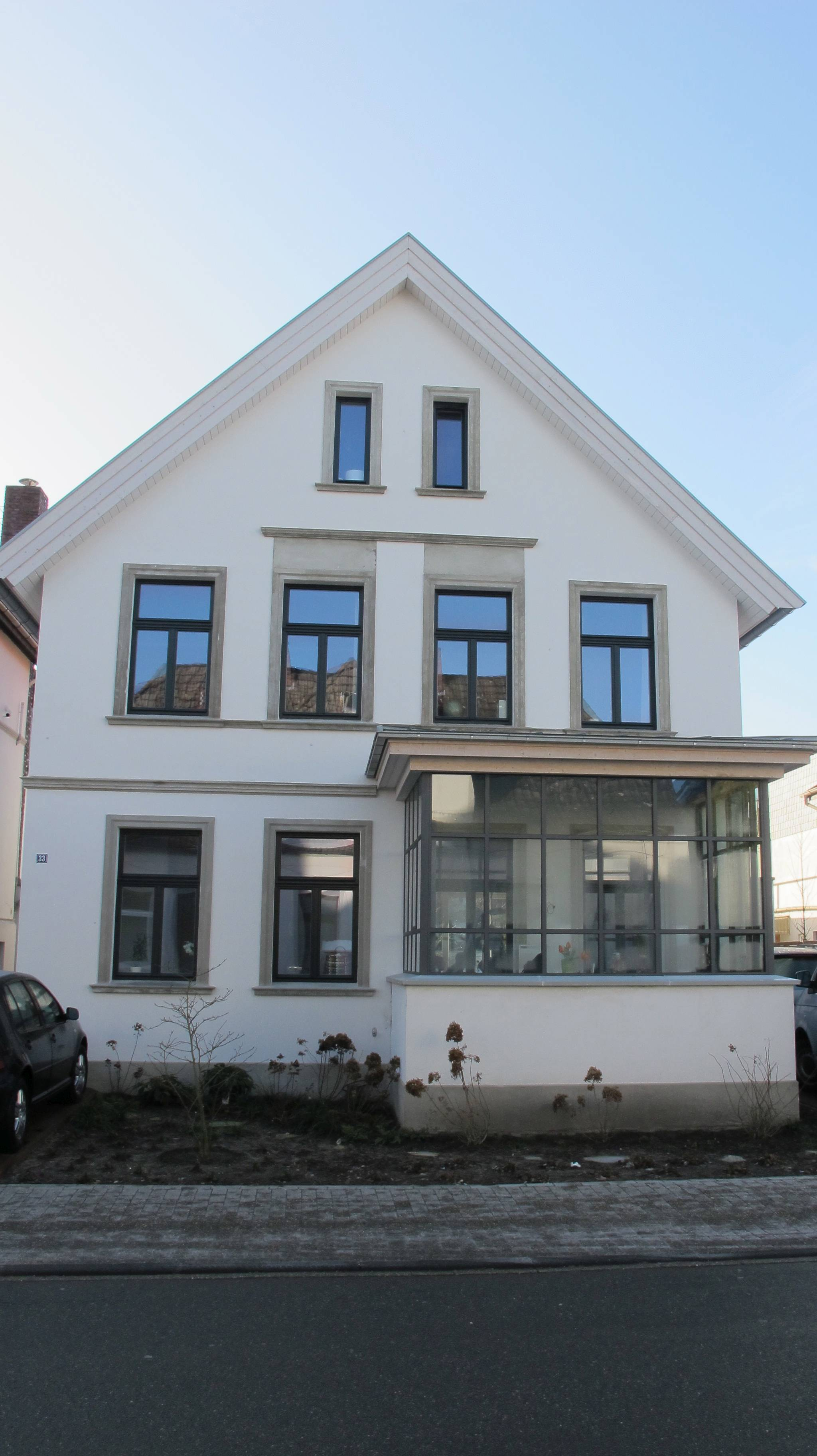 Oldenburger_Hundehütte_Stadthaus_Holzfenster_Fecon_Nordwest