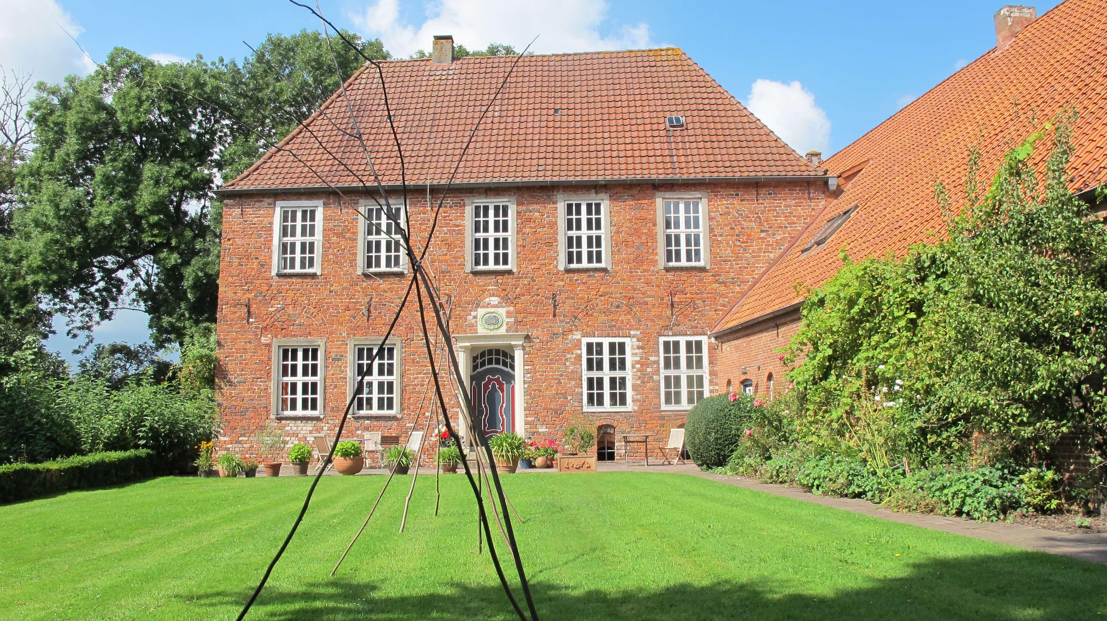 Landhaus_Dänische Fenster_Sprossenfenster_Fecon Nordwest